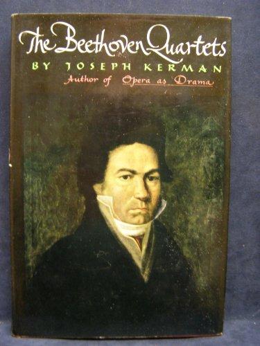 9780394417219: The Beethoven Quartets