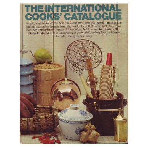 The International cooks' catalogue: Burton Richard; BEARD