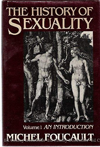 9780394417752: The History of Sexuality: Volume I: An Introduction