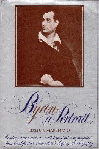 9780394418209: Byron: A Portrait