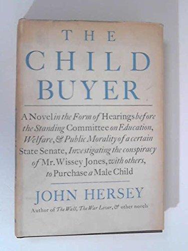 9780394419107: The Child Buyer