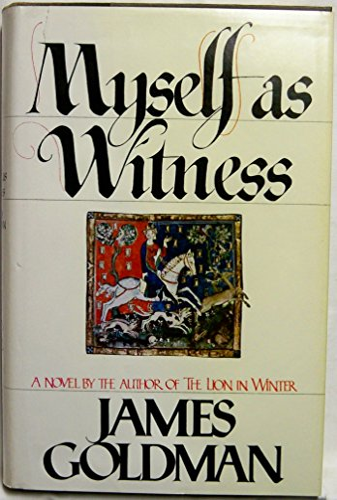 9780394419237: Myself As Witness