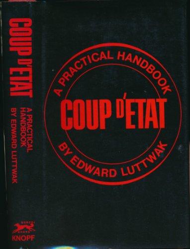 9780394420516: Coup D'Etat: A Practical Handbook.