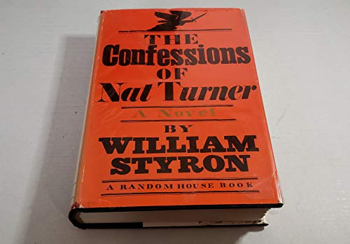 9780394420998: The Confessions of Nat Turner