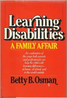 9780394421278: Learning Disabilities