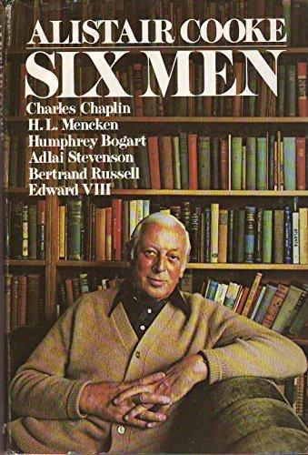 Six Men: Cooke, Alistair