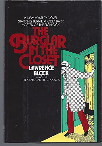 9780394423746: The Burglar in the Closet
