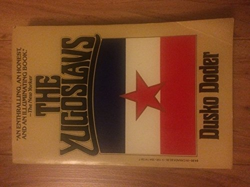 9780394425382: The Yugoslavs