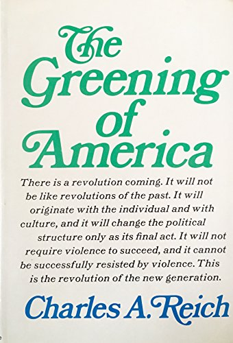 9780394427300: The Greening of America
