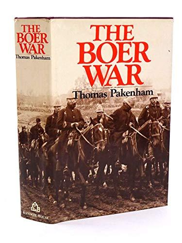 The Boer War: Pakenham, Thomas