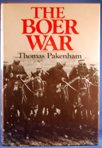 9780394427423: The Boer War