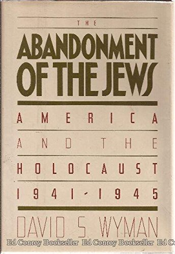 9780394428130: Abandonment of the Jews
