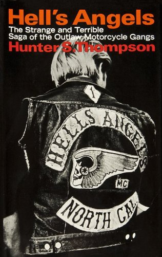 9780394428192: Hell's Angels: The Strange and Terrible Saga of the Outlaw Motorcycle Gangs