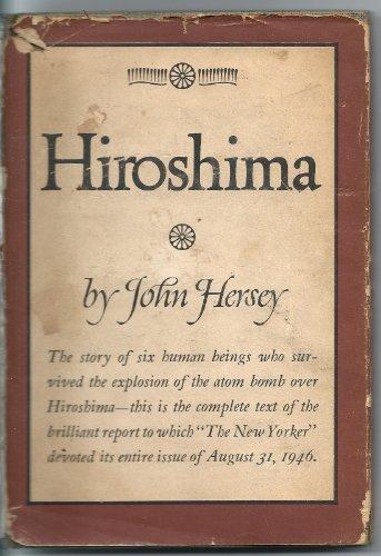 9780394428529: Hiroshima