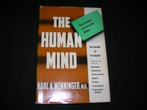 9780394429649: The Human Mind