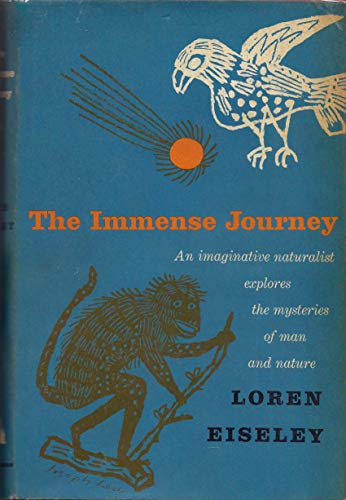 9780394430140: The Immense Journey