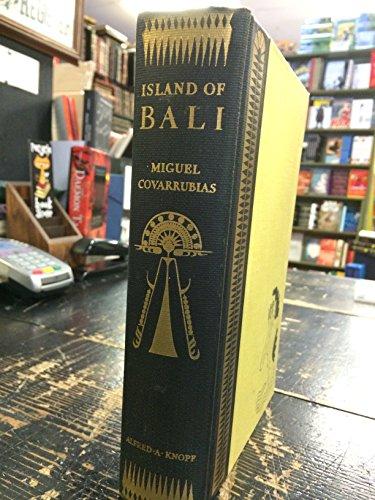 9780394430843: The Island of Bali