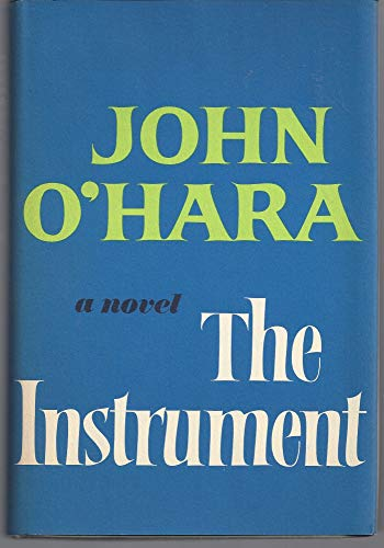 9780394430935: The Instrument