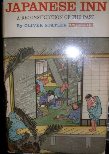 9780394431123: Japanese Inn: A Reconstruction of the Past