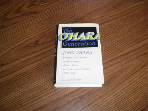 9780394431260: The O'Hara Generation