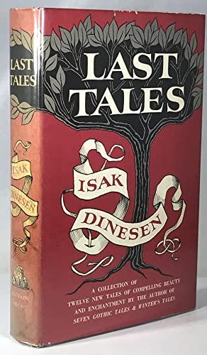 9780394432540: Last Tales