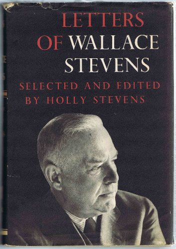 9780394432939: Letters of Wallace Stephens