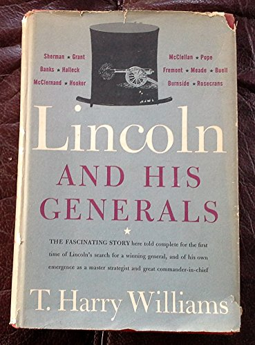 9780394433363: Lincoln and his Generals