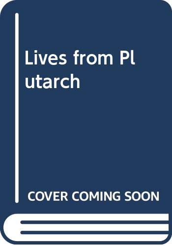 9780394433455: Lives from Plutarch
