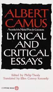 9780394434391: Lyrical and Critical Essays