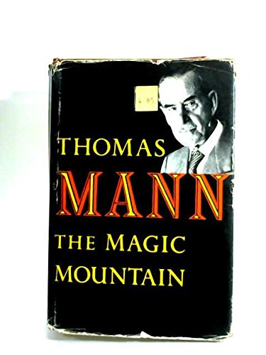 9780394434582: The Magic Mountain [Der Zauberberg]