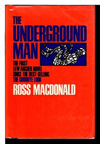 9780394434674: The Underground Man