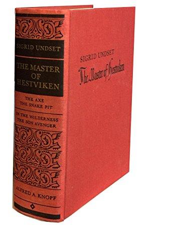 9780394435558: Master of Hestviken