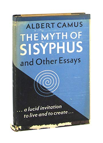 myth of sisyphus by albert camus first edition abebooks the myth of sisyphus and other essays albert camus
