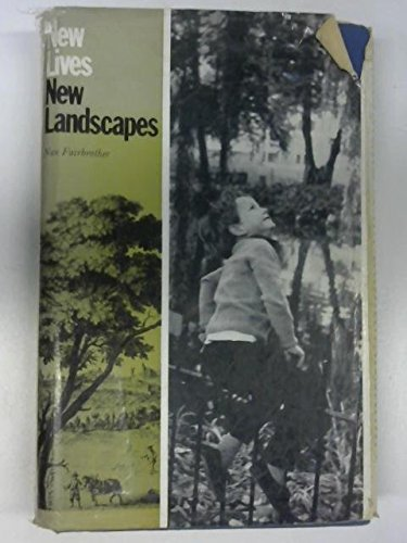 9780394438108: New Lives, New Landscapes: Planning for the 21st Century.