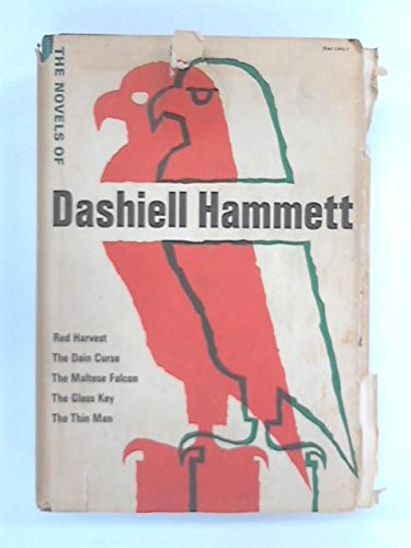 9780394438603: The Novels of Dashiell Hammett