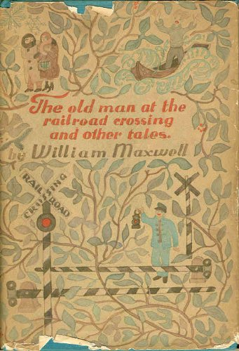 9780394439068: THE OLD MAN AT THE RAILROAD CROSSING: and Other Tales.