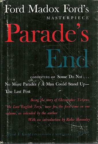 Parades End: Ford, Ford Madox