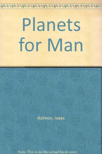 9780394440767: Planets for Man