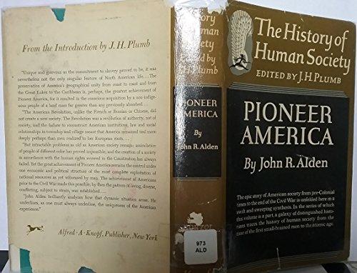 9780394440897: Pioneer America
