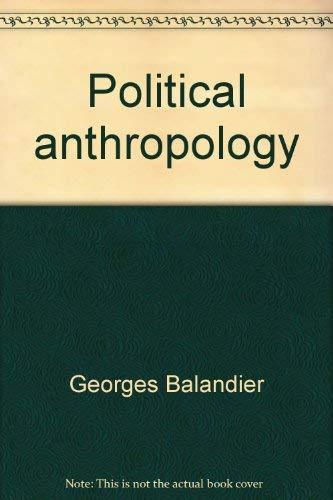 9780394441153: Political anthropology