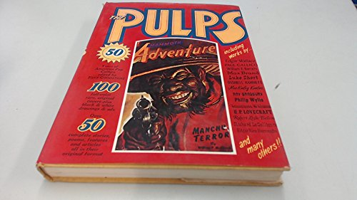 The Pulps: Fifty Years of American Pop: Goodstone, Tony
