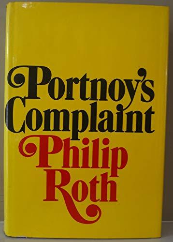 9780394441986: Portnoy's Complaint