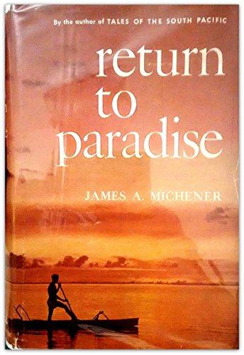 9780394442914: Return to Paradise