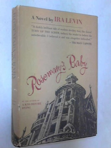 ROSEMARY S BABY: Ira Levin