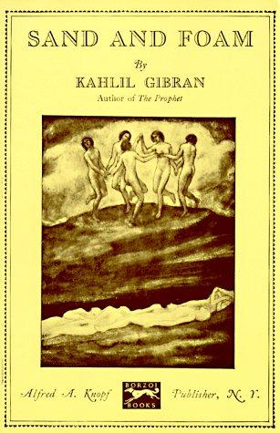 9780394443690: Sand & Foam A Book of Aphorisms