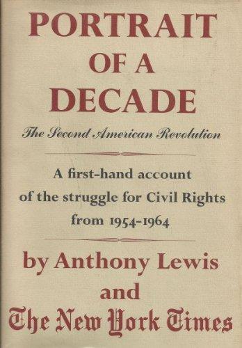 9780394444123: Portrait of a Decade: The Second American Revolution