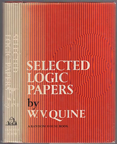 9780394444581: Selected Logic Papers