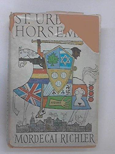 9780394444734: St. Urbain's horseman;: A novel
