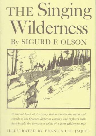 9780394445601: Singing Wilderness