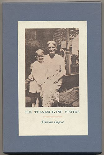 9780394448114: The Thanksgiving Visitor